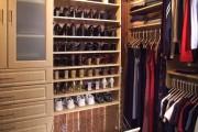 Фото 24 Место всегда найдется: 70+ восхитительно практичных идей переделки гардеробной из кладовки