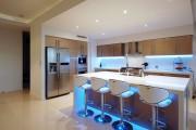 Фото 1 Освещение на кухне (50 фото): принципы правильной организации