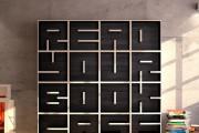 Фото 4 Книжные шкафы и библиотеки для дома: как выбрать и разместить правильно