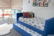 Фото 18 Выдвижная кровать для двоих детей (50 фото) – функциональная и компактная мебель