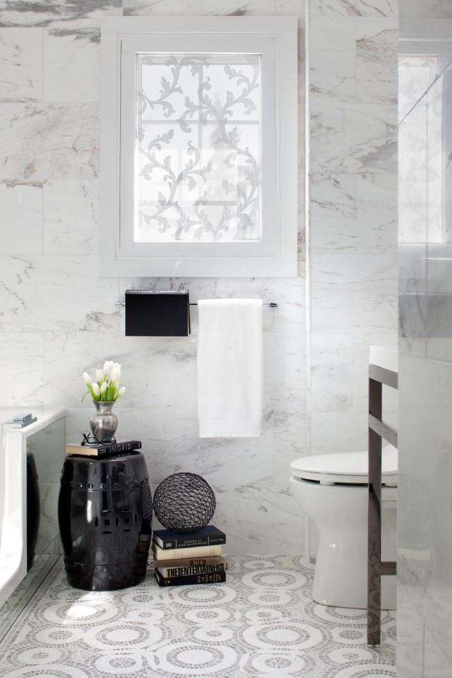 Ванная считается местом, где получают заряд бодрости на целый день и расслабляются, снимая напряжение по завершении этого дня