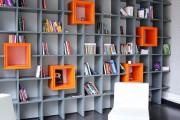 Фото 1 Книжные шкафы и библиотеки для дома: как выбрать и разместить правильно