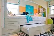 Фото 20 Выдвижная кровать для двоих детей (50 фото) – функциональная и компактная мебель