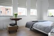 Фото 8 Рулонные шторы на пластиковые окна (38 фото): эстетика и функциональность