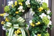 Фото 19 Искусственные цветы для домашнего интерьера: как эффектно украсить жилище