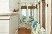 Фото 24 Деревянный потолок (46 фото): создаем уют и теплоту в доме