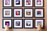 Фото 8 Оформление стены фотографиями: яркие мгновенья жизни в интерьере