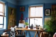 Фото 16 Краска для стен: (40 фото) палитра душевного равновесия