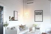 Фото 1 Деревянный потолок (46 фото): создаем уют и теплоту в доме