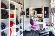 Фото 1 Место всегда найдется: 70+ восхитительно практичных идей переделки гардеробной из кладовки