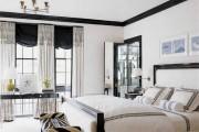 Фото 12 Спальня в стиле арт-деко (55+ фото): роскошь и уют