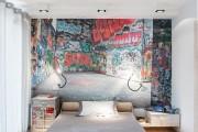 Фото 9 Дизайн спальни 2017 года: самые интересные новинки (76 фото)