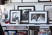 Фото 16 Оформление стены фотографиями: яркие мгновенья жизни в интерьере