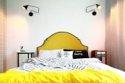 Фото 25 Дизайн спальни 2017 года: самые интересные новинки (76 фото)