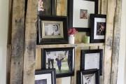 Фото 17 Оформление стены фотографиями: яркие мгновенья жизни в интерьере