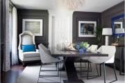 Фото 4 Cочетания серого цвета в интерьере (41 фото): сдержанное великолепие