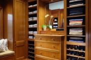 Фото 3 Место всегда найдется: 70+ восхитительно практичных идей переделки гардеробной из кладовки
