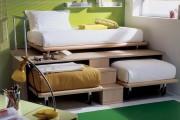 Фото 6 Выдвижная кровать для двоих детей (50 фото) – функциональная и компактная мебель