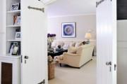 Фото 7 Белые двери в интерьере: 30+ лучших дизайнерских идей и решений