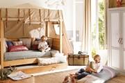 Фото 7 Выдвижная кровать для двоих детей (50 фото) – функциональная и компактная мебель