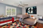 Фото 8 Выдвижная кровать для двоих детей (50 фото) – функциональная и компактная мебель