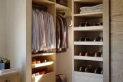 Фото 4 Место всегда найдется: 70+ восхитительно практичных идей переделки гардеробной из кладовки