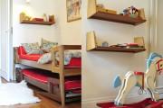 Фото 10 Выдвижная кровать для двоих детей (50 фото) – функциональная и компактная мебель