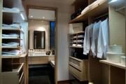 Фото 5 Место всегда найдется: 70+ восхитительно практичных идей переделки гардеробной из кладовки