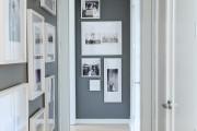 Фото 4 Оформление стены фотографиями: яркие мгновенья жизни в интерьере