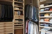Фото 8 Место всегда найдется: 70+ восхитительно практичных идей переделки гардеробной из кладовки