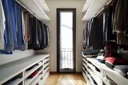 Фото 13 Место всегда найдется: 70+ восхитительно практичных идей переделки гардеробной из кладовки
