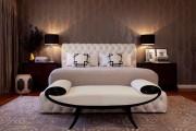 Фото 1 Спальня в стиле арт-деко (38 фото): роскошь и уют