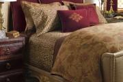 Фото 2 Спальня в стиле арт-деко (38 фото): роскошь и уют
