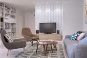 Фото 15 Квартира для молодой пары в Санкт-Петербурге: функционально и эстетично