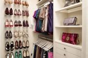 Фото 23 Место всегда найдется: 70+ восхитительно практичных идей переделки гардеробной из кладовки