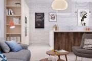 Фото 4 Квартира для молодой пары в Санкт-Петербурге: функционально и эстетично
