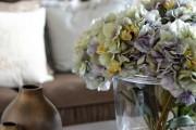 Фото 20 Искусственные цветы для домашнего интерьера: как эффектно украсить жилище