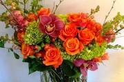Фото 5 Искусственные цветы для домашнего интерьера: как эффектно украсить жилище