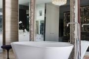 Фото 17 Освещение в ванной комнате: выбираем оптимальный световой сценарий