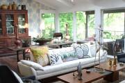 Фото 15 Деревянный потолок (46 фото): создаем уют и теплоту в доме