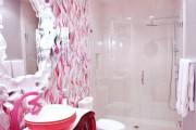 Фото 43 Дизайн белой ванной комнаты (75 фото): «чистая» гармония