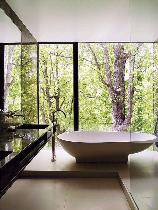 Акриловые ванны прочны и долговечны