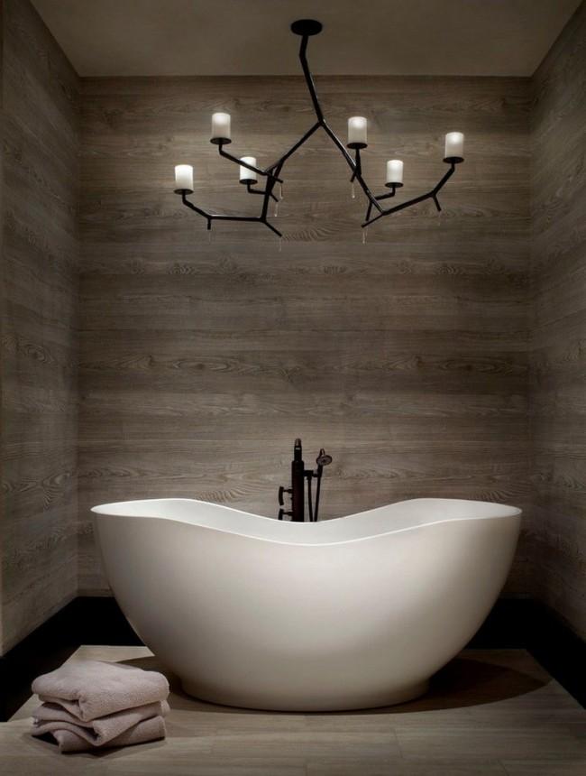 Великолепный интерьер с акриловой ванной