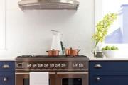 Фото 13 Белая кухня в интерьере: 60+ роскошных классических интерьеров и лучшие цветовые сочетания с белым