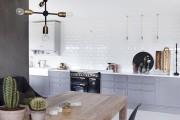 Фото 15 Белая кухня в интерьере: 60+ роскошных классических интерьеров и лучшие цветовые сочетания с белым