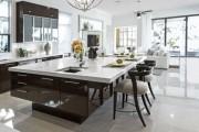 Фото 10 Белая кухня в интерьере: 75+ роскошных классических интерьеров и лучшие цветовые сочетания с белым