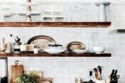 Фото 5 Белая кухня в интерьере: 75+ роскошных классических интерьеров и лучшие цветовые сочетания с белым