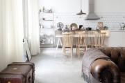 Фото 17 Белая кухня в интерьере: 75+ роскошных классических интерьеров и лучшие цветовые сочетания с белым