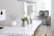 Фото 3 Белая кухня в интерьере: 75+ роскошных классических интерьеров и лучшие цветовые сочетания с белым