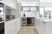 Фото 4 Белая кухня в интерьере: 60+ роскошных классических интерьеров и лучшие цветовые сочетания с белым